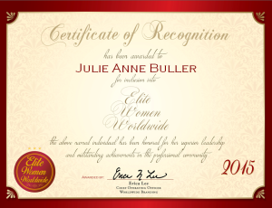 Buller, Julie Anne 1992754