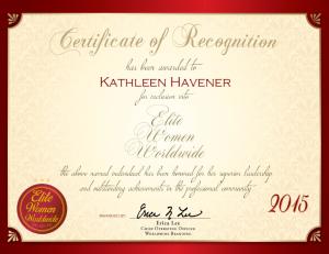 Havener, Kathleen 1968378