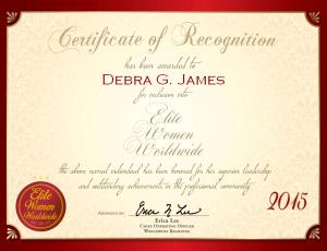 James, Debra 1907579