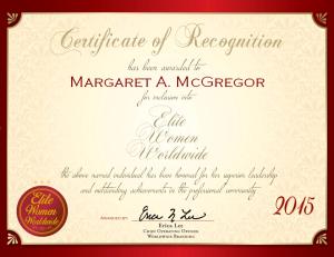 McGregor, Margaret 1530495