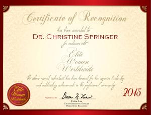 Springer, Christine 251462