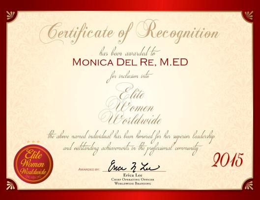 Del Re, Monica 2043500
