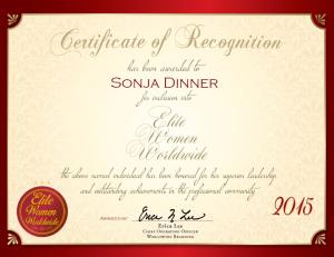 Dinner, Sonja 1793607