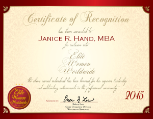 Hand, Janice 1011600