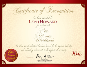 Howard, Leah 2041142