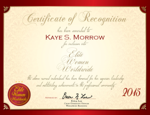 Morrow, Kaye 1592002