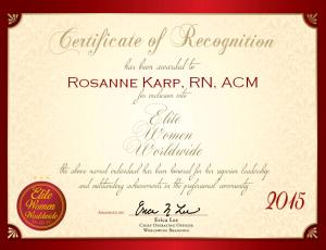 Karp, Rosanne 990674