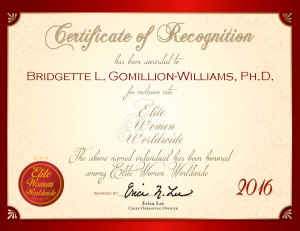 Gomillion-Williams, Bridgette 1367025