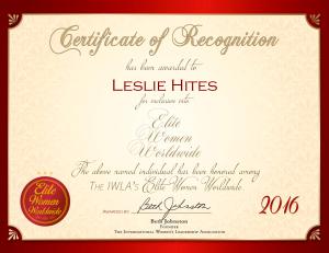 Hites, Leslie 2113991