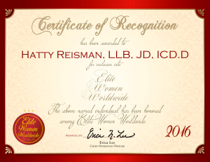 Reisman, Hatty 1813651