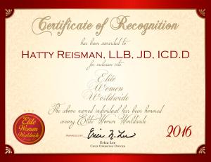 Reisman, Hatty 1813651