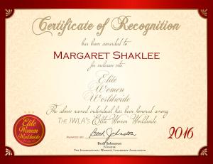Shaklee, Margaret 2074454