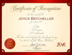 Batcheller, Joyce 2081493