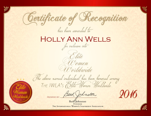 Wells, Holly 2120937