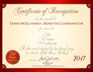 McElhinney, Diana 2114460